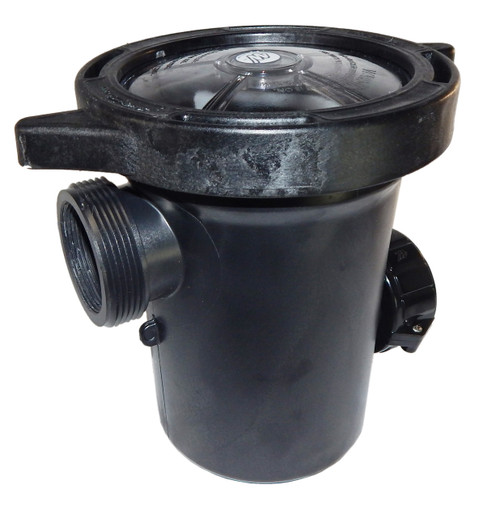 "310-6600 Waterway |  Side Discharge Debris Basket 2"" x 2"" Inlet/Outlet"