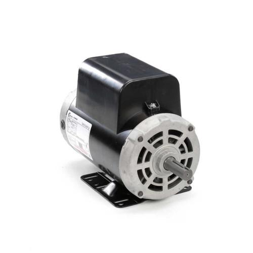 5 HP SPL 3450 RPM R56HZ Frame 208-230V Air Compressor Motor - Century # B386