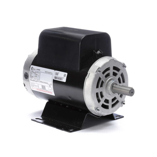 5 HP SPL 3450 RPM P56 Frame 230V Air Compressor Motor ... Ac Motor Schematic Diagram Part Number on