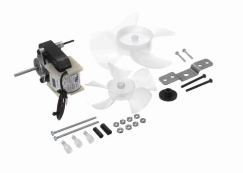 K670 Fasco Universal Bathroom Fan Replacement Electric Motor Kit with Fan Blades 115V
