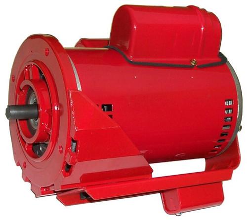 1 hp 1725 RPM 115/230V Bell & Gossett (111050) Circulator Pump Replacement Motor # CP-R1463