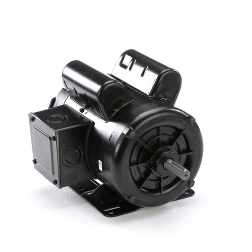 1.0/.29 HP 1800/1200 RPM (2 speed) M56H Frame 115V Century Cow Cooler Motor Century # C596