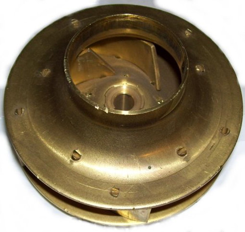"816301-055 ARMSTRONG H-41 Circulator Pump Bronze Impeller 4.25"" Diameter"