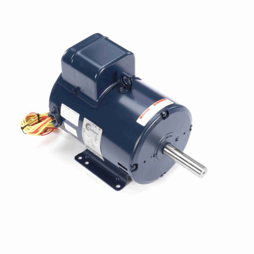 K221M2 Century 7-10.5 hp 3600 RPM 184TZ Frame 200/230V Crop Dryer Electric Motor