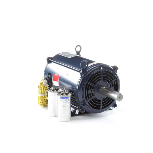 K327M2 Century 10-12 hp 1800 RPM 215TZ Frame 230V Crop Dryer Electric Motor