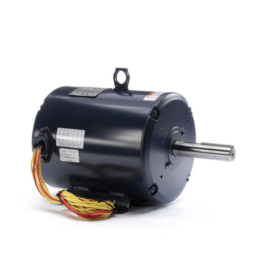 R244 Century 5-7 hp 3600 RPM 184TZ Frame TEAO 208-230/460V Crop Dryer Electric Motor