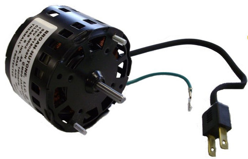 86323 | QT90T Nutone Fan Motor # 86323; 1180 RPM .61 amps 120 Volts 60hz