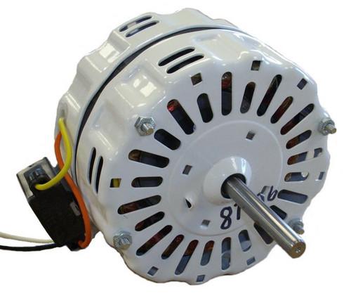 87406 | RF-59NRP Nutone Gable Vent Fan Motor # D0816B2779 (GF1200N) 1725 RPM 115V #87406
