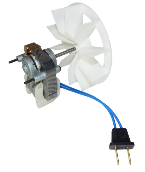 97012038 | Broan Replacement Bath Ventilator Motor and blower wheel # 97012038, 50 CFM, 120V