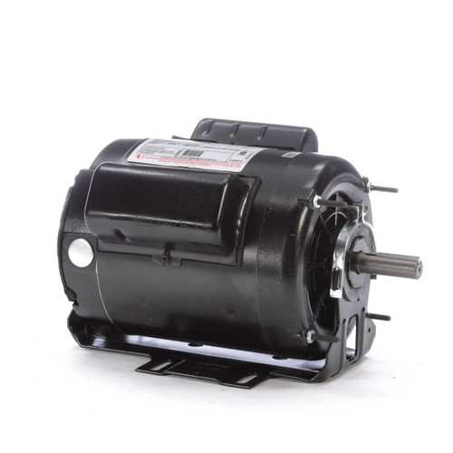 1/2 hp 1800 RPM 56 Frame 115/230V Farm Building Belted Fan Century Electric Motor # C588