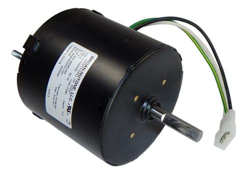 99080450 | Broan S110U, S110LU Replacement Vent Fan Motor # 99080450, 1.7 amps 1140 RPM 120V