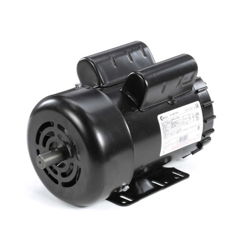 C317V1 Century 1.5 hp 1800 RPM M56Y Frame 230V Century Grain Stirring Farm Motor # C317V1