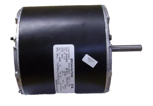 67549 | Nutone RF68N, RF68H (5KSP29KG5111S) Fan Motor; 1600 RPM, 115V # 67549