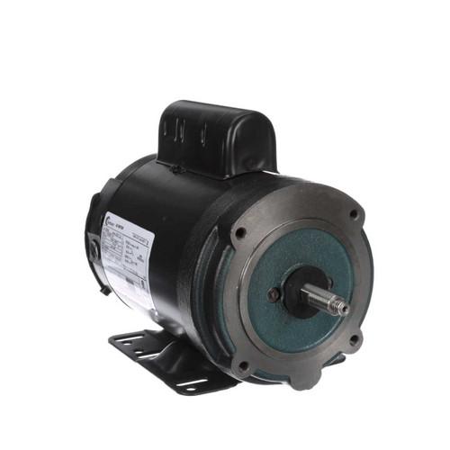 B584 Century 3/4 hp 3600 RPM 56HCZ Frame 208-230V Century Milk Pump Motor Century # B584