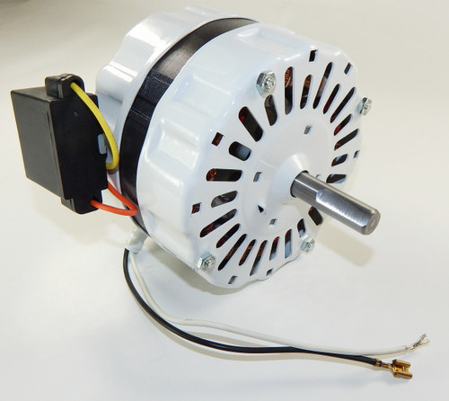 Broan 356-G, BK, BR Attic Vent Motor 2500 RPM 6.0 amps, 120V # 97015612