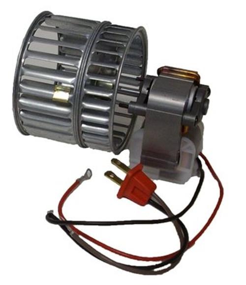 Broan Heater Motor (99080132, 99080591) 3000 RPM, 0.8 amps, 120V # 97017062