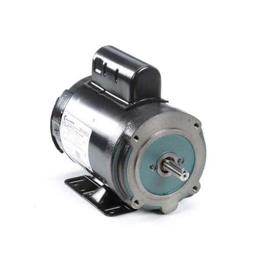 B583 Century 1 hp 3600 RPM 56HCZ Frame 208-230V Century Milk Pump Motor Century # B583