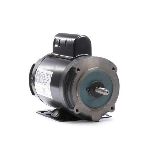 B586 Century 1 hp 3600 RPM 56HCZ Frame 208-230V Century Milk Pump Motor Century # B586