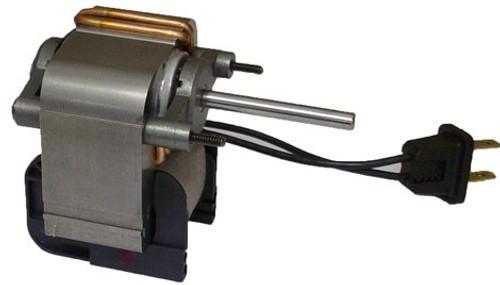 99080599   Broan 771, F771 Bath Fan Motor 3000 RPM, 1.5 amps, 120V # 99080599