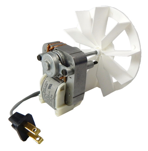 97012042   Broan 689 Bath Fan Motor 3000 RPM, 1.5 amps, 120V # 97012042