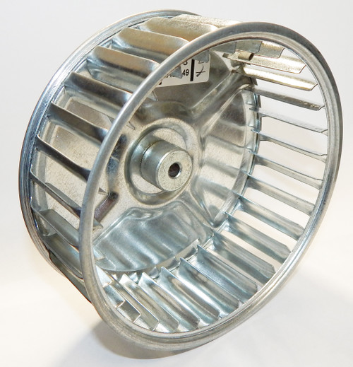 Nutone Metal Blower Wheel # 16296000
