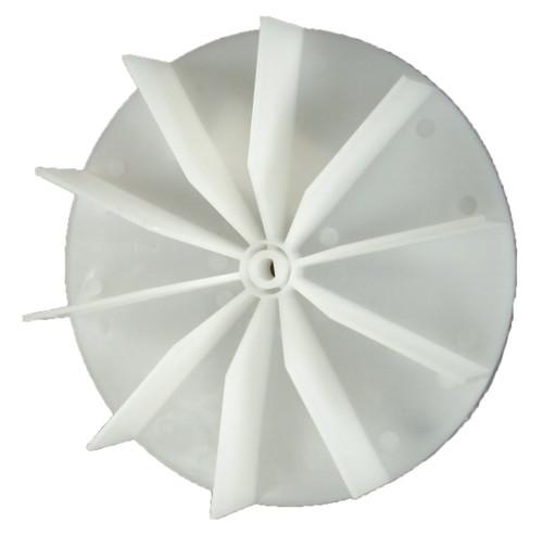 68920 | Nutone 663L, 663LN, 663N, 696N, VF305CN, VC305C3 Ventrola Plastic Fan Blade Part # 68920000