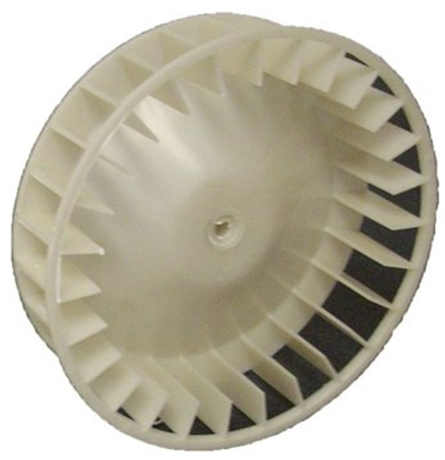 Nutone  NT663, 669L, 695, 695-R02, 665RP, 769RF Blower Wheel Part # 82403000