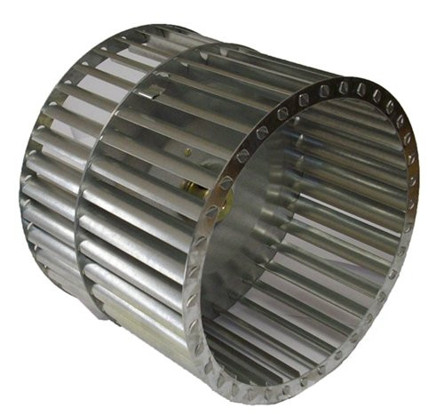 99020121 | Broan Blower Wheel CCW - 326, 326H, RM326H 322 323 Chuck Wagon Blower # 99020121