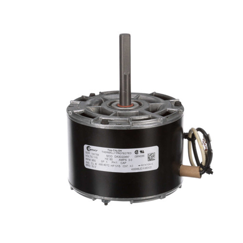 OBR40066 Century Broan 99080238 Fan Motor 1/15 hp 950 RPM 115V Century Motor # OBR40066