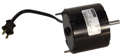 7163-9672 Qmark Marley Electric Motor 1750 RPM .9 amps, 120V