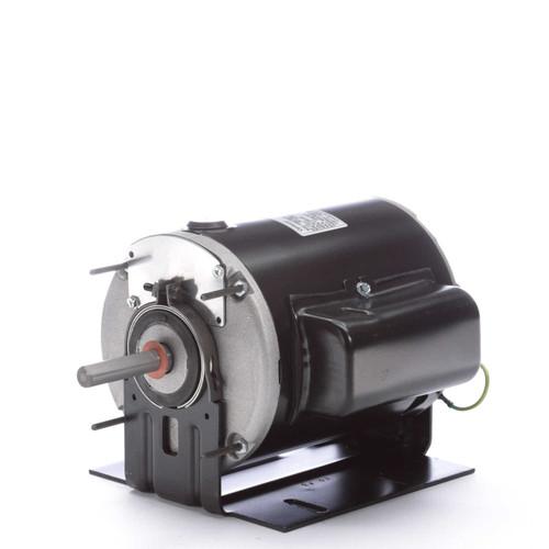 Heatcraft Refrigeration Motor (SCS05001H-CPM120-3) 1/2 hp 1075 RPM 208-230V Century # 992A