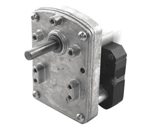 Dayton Model 52JE16 AC Parallel Shaft Gear Motor 3 RPM 1/300 hp 230V 50hz