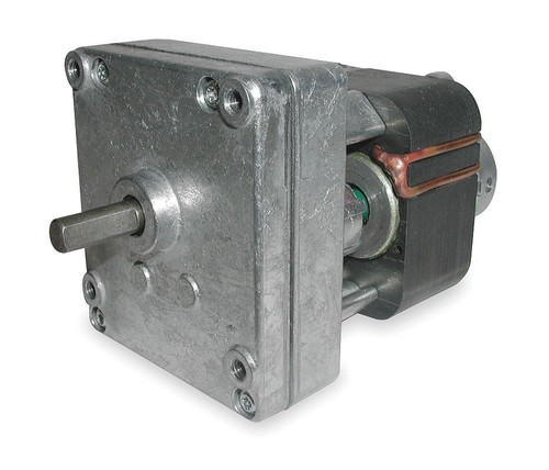 Dayton Model 1MBF3 Gear Motor 1.1 RPM 1/670 hp 115V  (Old Model 2Z804)