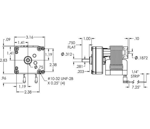 Fasco Fan Wiring Diagram Model on