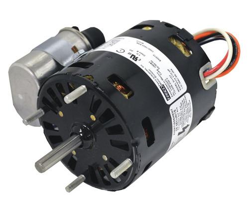 D1157 Century Krack Refrigeration Motor (E206447, JE2F029) 1/15 hp 1640 RPM 115/230V Century # D1157