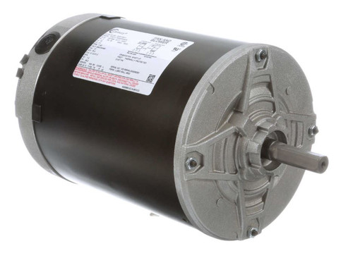 OKR1096V1 Century Krack Refrigeration Motor (1503752, 11096) 1/2 hp 1140 RPM 460/208-230V