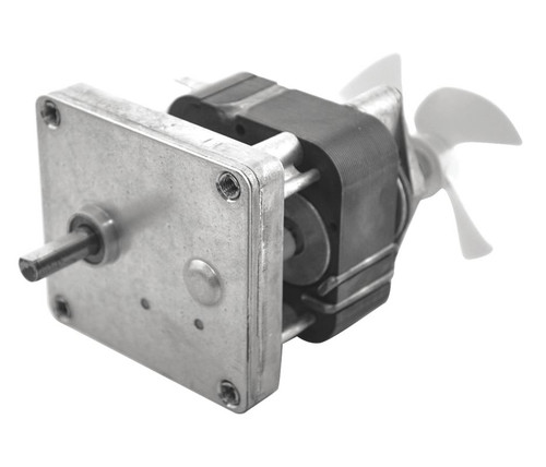 Dayton Model 52JD93 Gear Motor 50 RPM 1/70 hp 115V with Magnetic Brake