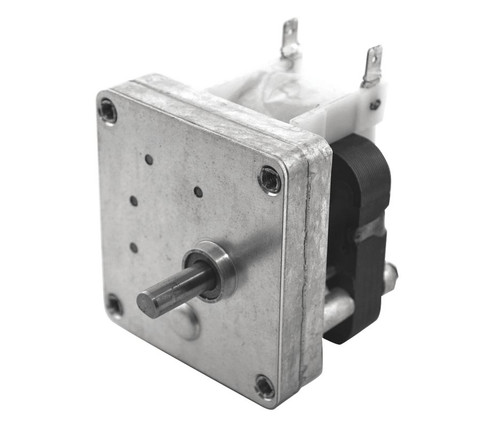Dayton Model 52JE19 Gear Motor 7 RPM 1/150 hp 115V with Magnetic Brake