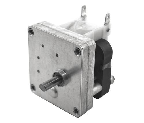 Dayton Model 52JE18 Gear Motor 5.8 RPM 1/150 hp, 230V 50hz