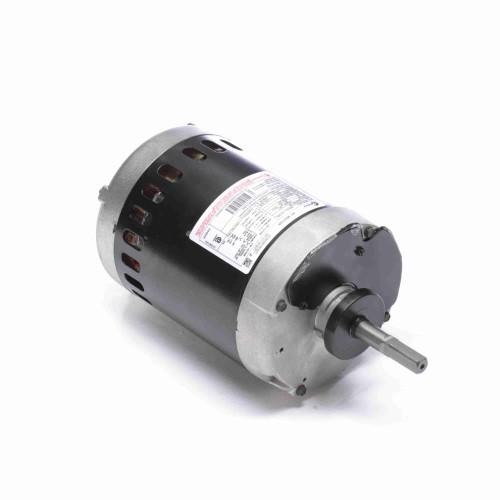OKR1503 Century Krack Refrigeration Motor (151437 11503) 1hp 850 RPM 460/200-230V Century # OKR1503