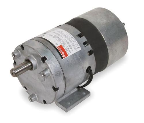 Dayton Model 1LPL2 Gear Motor 60 RPM 1/10 hp 115V (1L487) with Brake