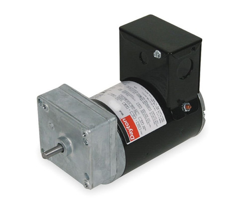 Dayton Model 1LPV2 Gear Motor 181 RPM 1/20 hp 115/230V