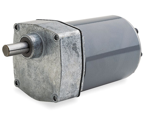 Dayton Model 4Z612 Gear Motor 124 RPM 1/25 hp 115 Volts 60/50HZ.