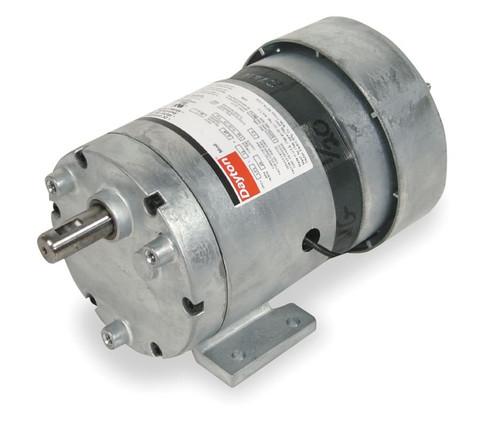 Dayton Model 1LPN6 Gear Motor 7 RPM 1/20 hp 115V (3M126)