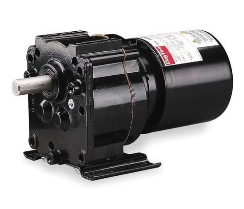 Dayton Model 3M327 Gear Motor TEFC, 6.1 RPM 1/40 hp 115 Volts 60HZ.