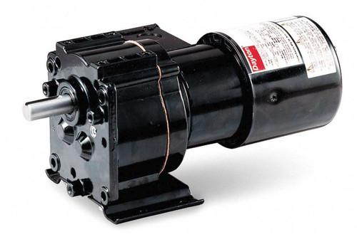 Dayton Model 2Z841 Gear Motor TEFC, 100 RPM 1/15 hp 115 Volts 60HZ.