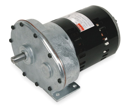 Dayton Model 1LPU4 Gear Motor 62 RPM 1/2 hp 115 Volts (2Z795)