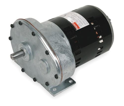 Dayton Model 1LPU3 Gear Motor 92 RPM 1/2 hp 115 Volts (2Z796)