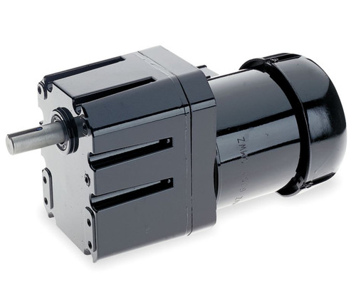 AC Parallel Shaft Three Phase Gear Motor 63.1 RPM, 1/2 hp 230V Three Phase Model 4ZJ53