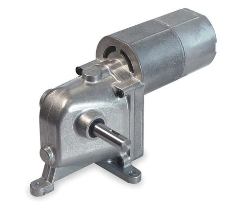 Dayton Model 1LRA4 AC/DC Left Hand Gearmotor 8 RPM 1/15 hp 115VAC (1L485)